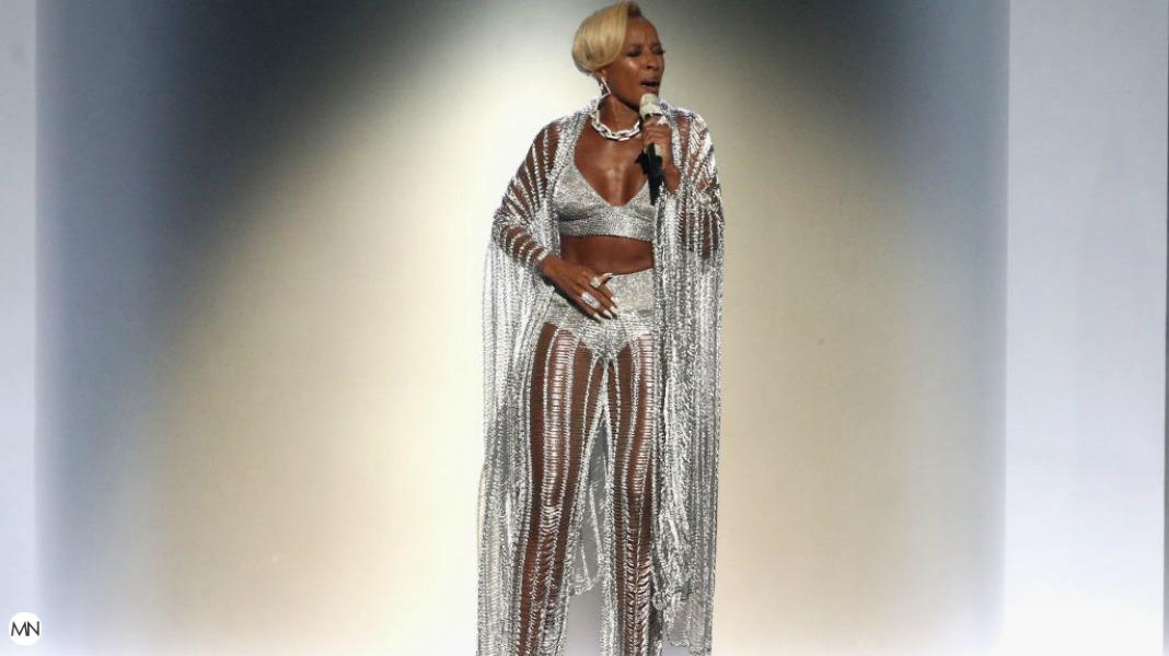 Mary J. Blige body