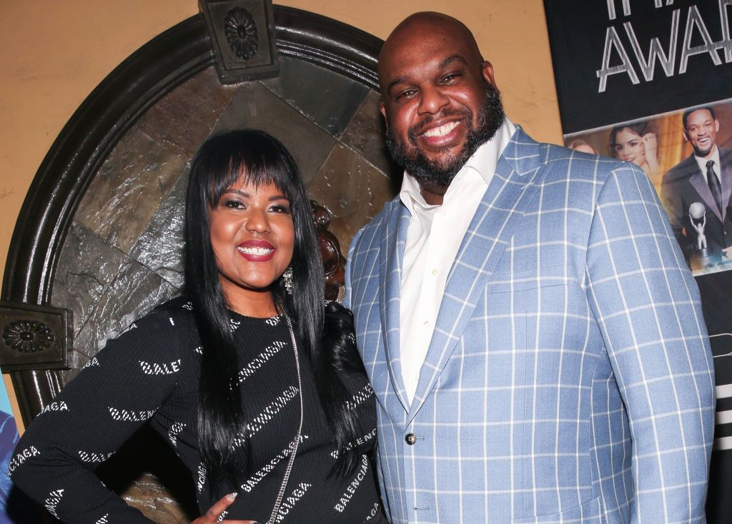 NAACP Image Awards Special Screening Of OWN's The Book Of John Gray