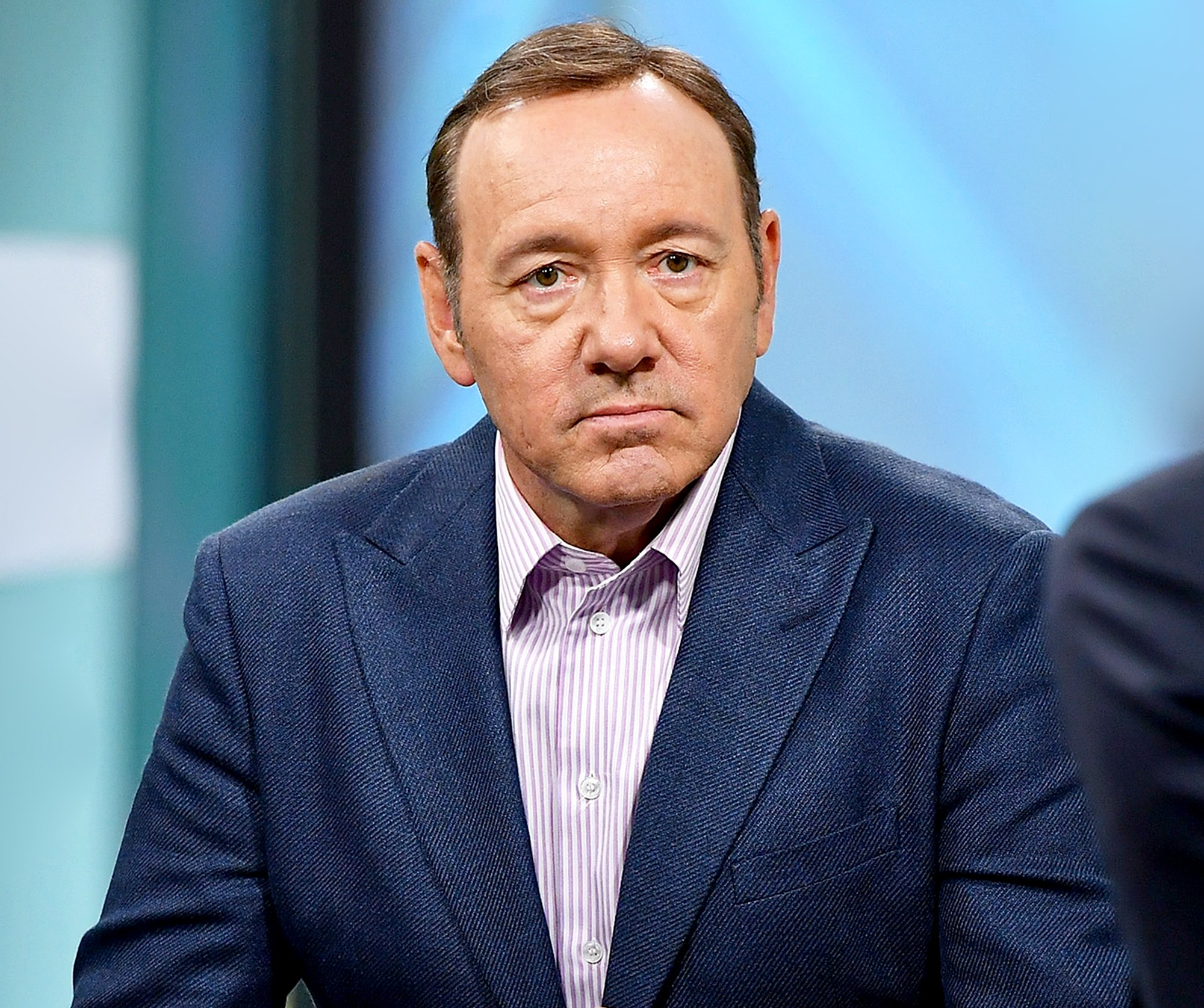 Kevin Spacey visits the Build Series at Build Studio in New York City.