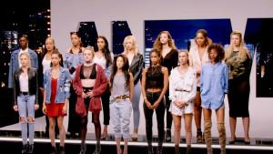 'America's Next Top Model' cast