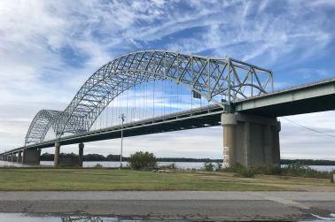 Memphis  Arkansas Bridge