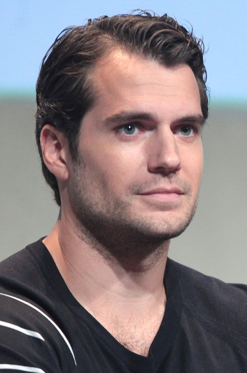 Henry Cavill To Star In Netflix Series The Witcher