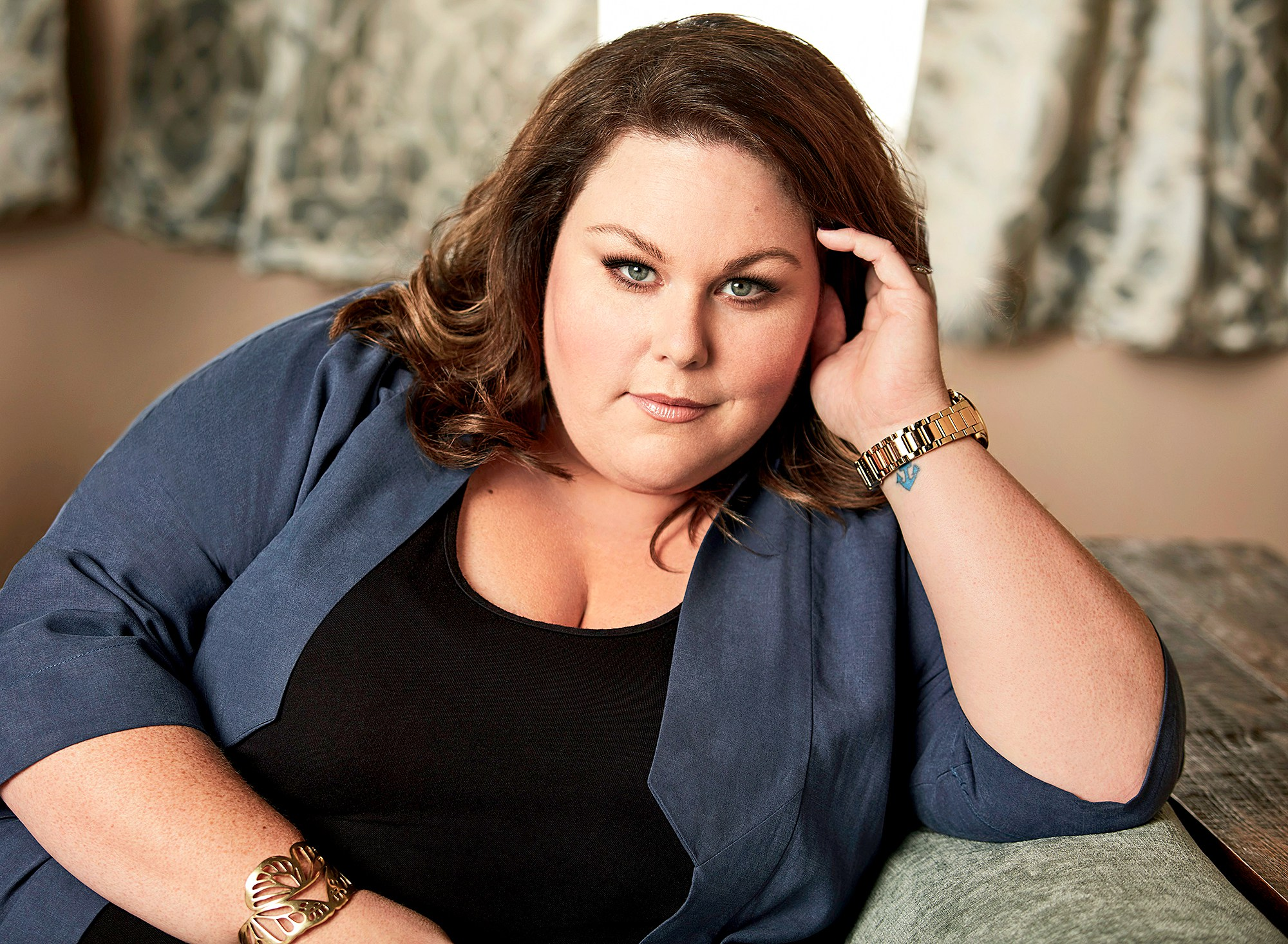 Chrissy Metz as Kate on 'This Is Us'