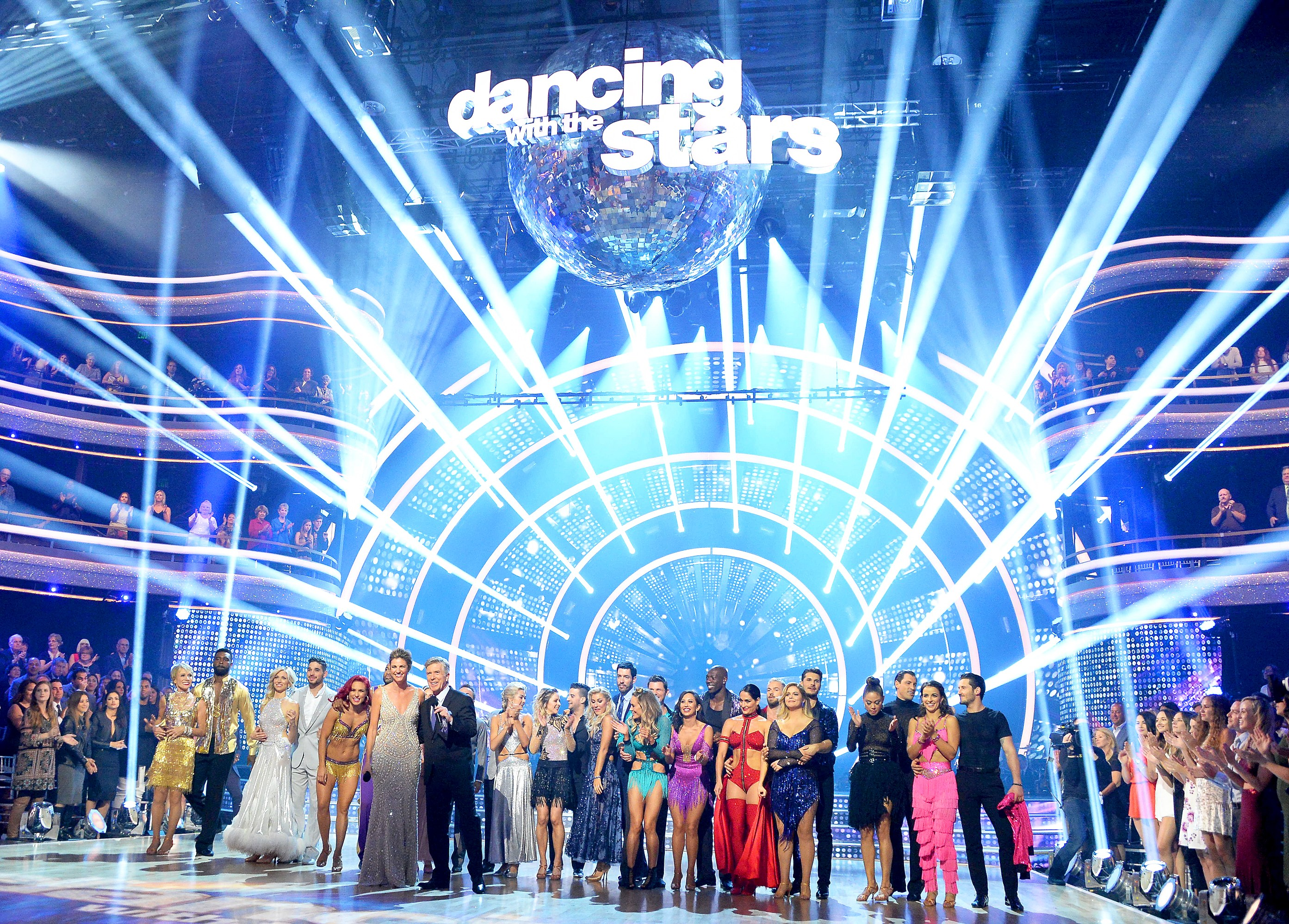 'Dancing With the Stars': Season 25 cast