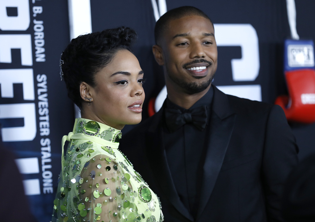 'Creed II' New York Premiere