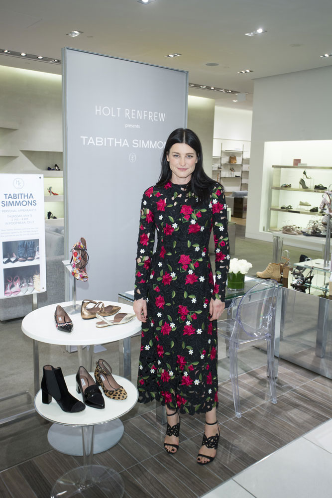 Tabitha Simmons On Shoes, Motherhood And Life In The Fashion Lane