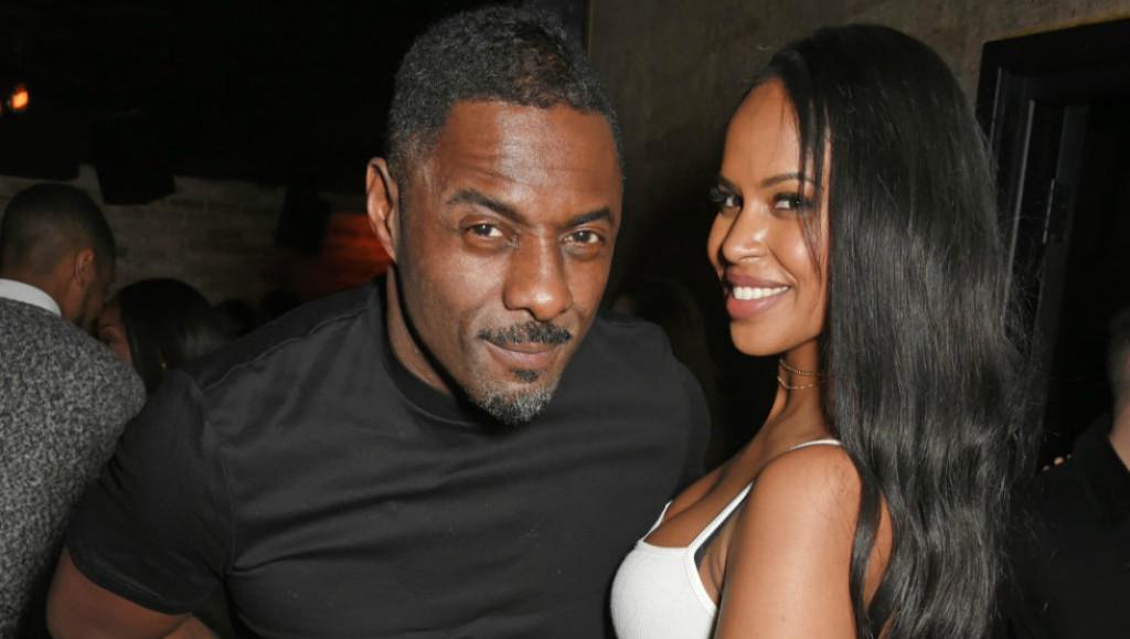 Idris fiancee