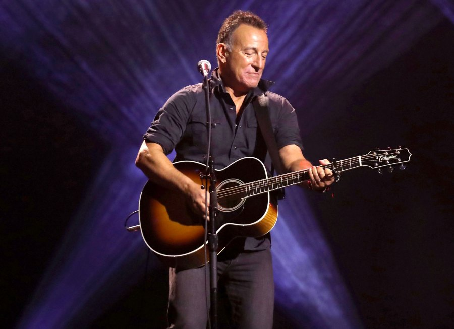 Bruce Springsteen Reacts To Blinded By The Light