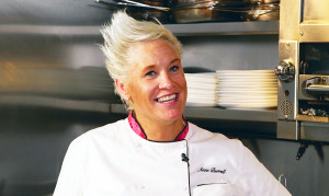 Celebrity Chef Anne Burrell