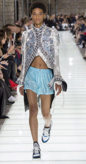 Short Shorts Are Summer's Hottest Runway Trend