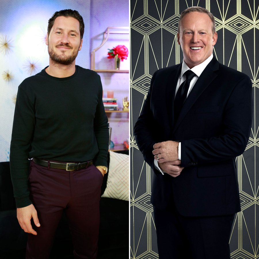 Val Chmerkovskiy Reacts to Sean Spicer's Dancing With The Stars Casting
