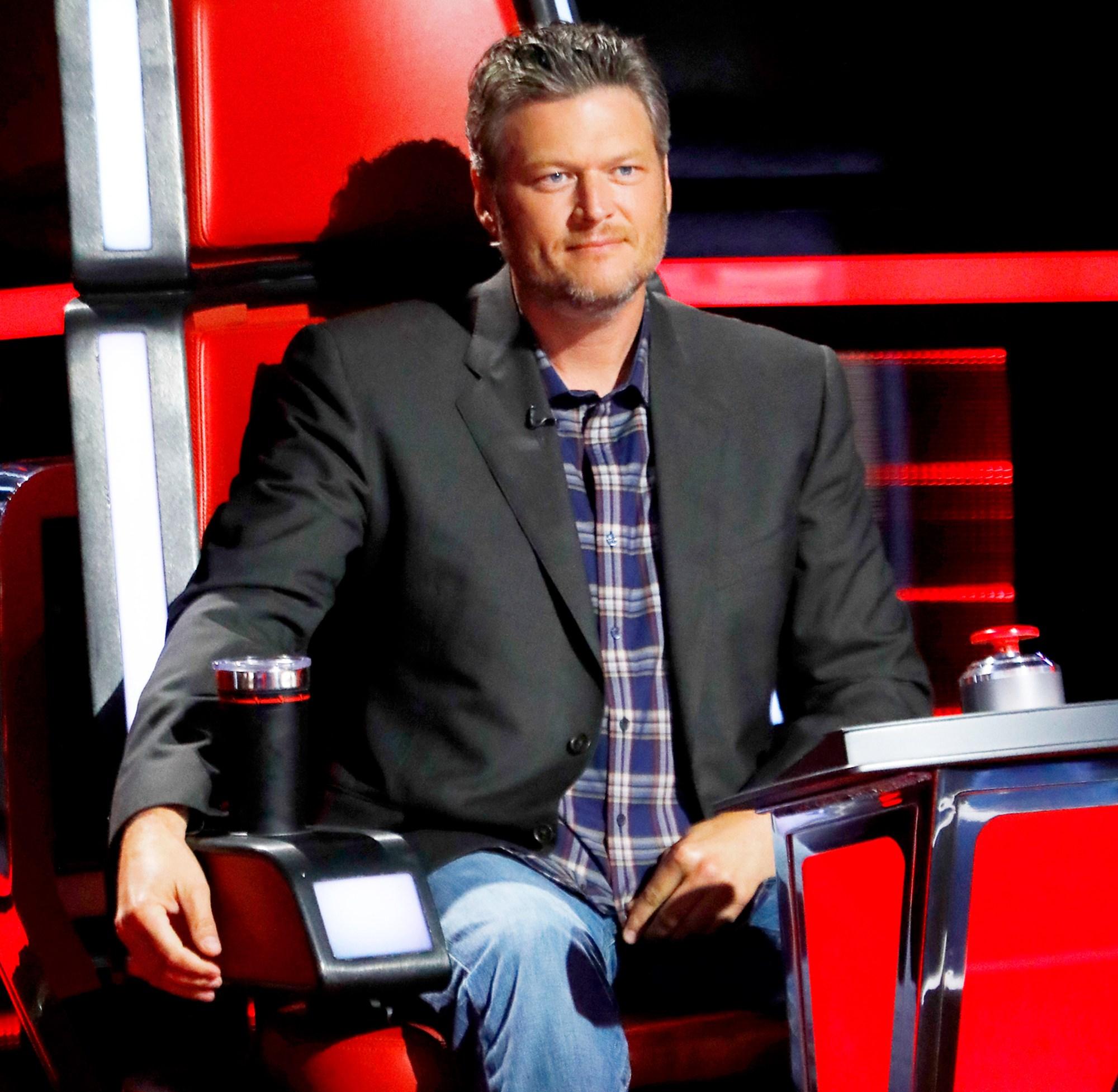 Blake Shelton on 'The Voice'