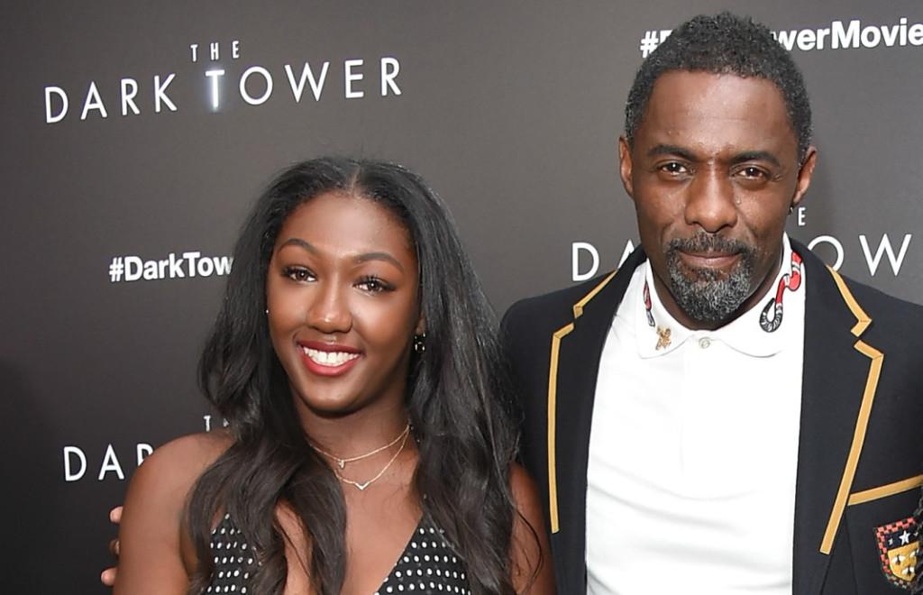 Idris Elba daughter
