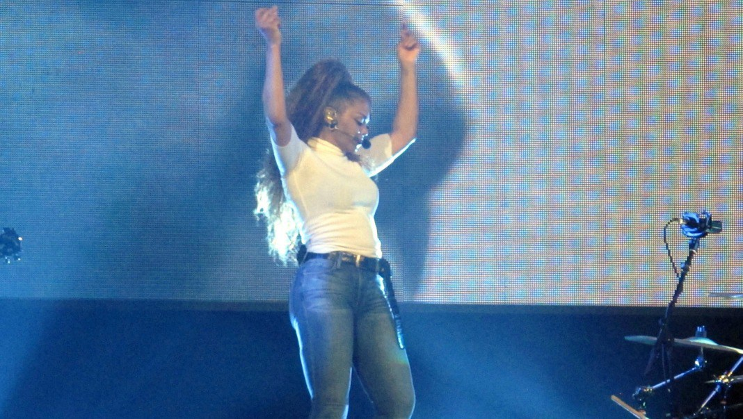 Janet Jackson body