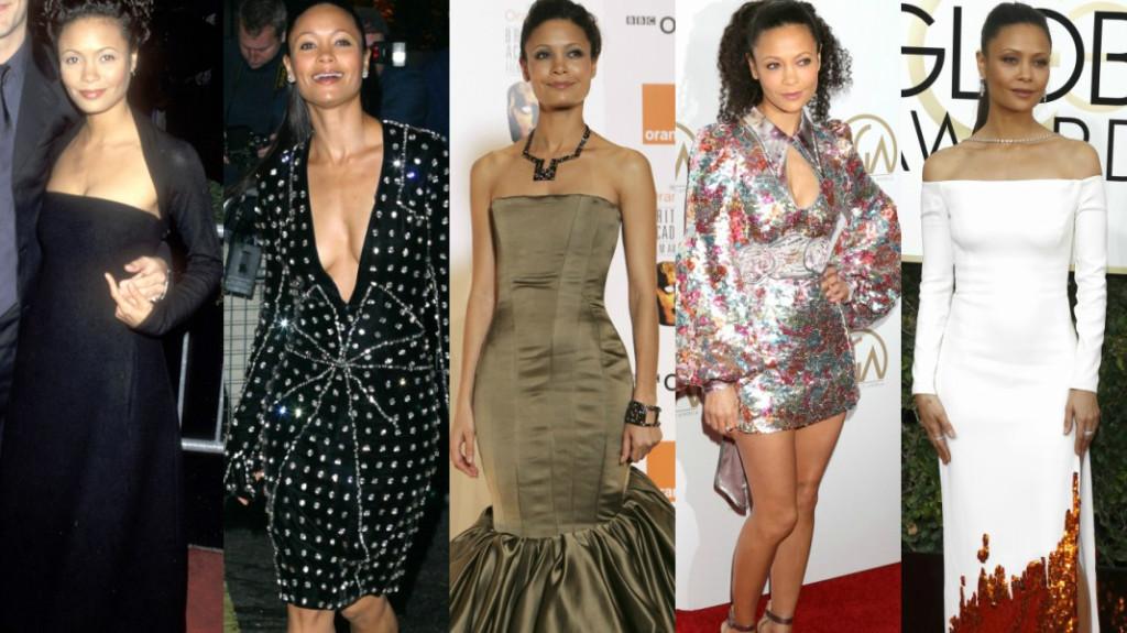 Thandie Newton style