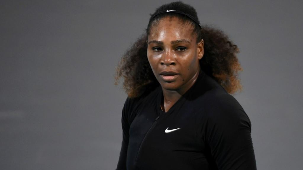 Serena Williams Spartan