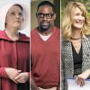 Elisabeth Moss Sterling K. Brown Laura Dern Golden Globes 2018