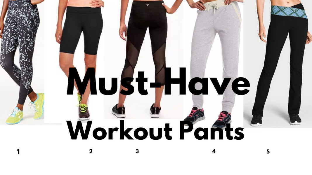 must-have workout pants