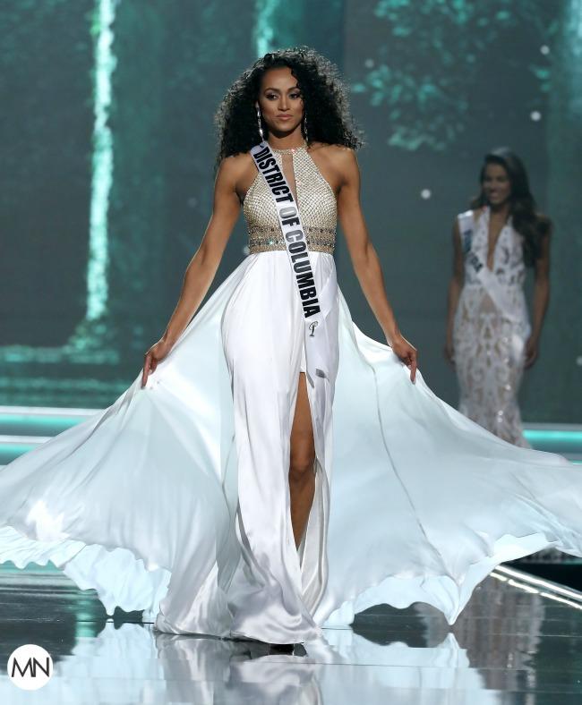 Kara McCullough Miss USA