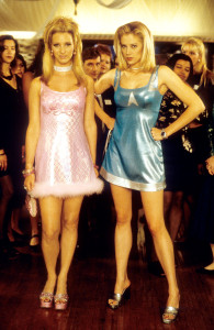 Mira Sorvino Lisa Kudrow Still 'Down' 'Romy and Michele' Sequel