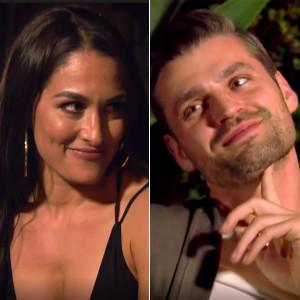 Nikki Bella and Peter Krause
