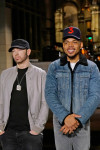 Eminem, Chance the Rapper, Saturday Night Live