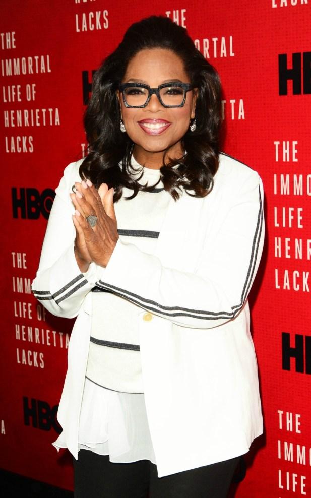 oprah reveals past struggles with depression