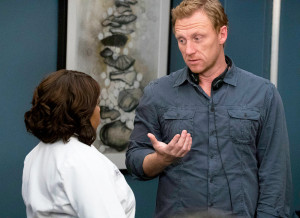 Chandra Wilson and Kevin McKidd on 'Grey's Anatomy'