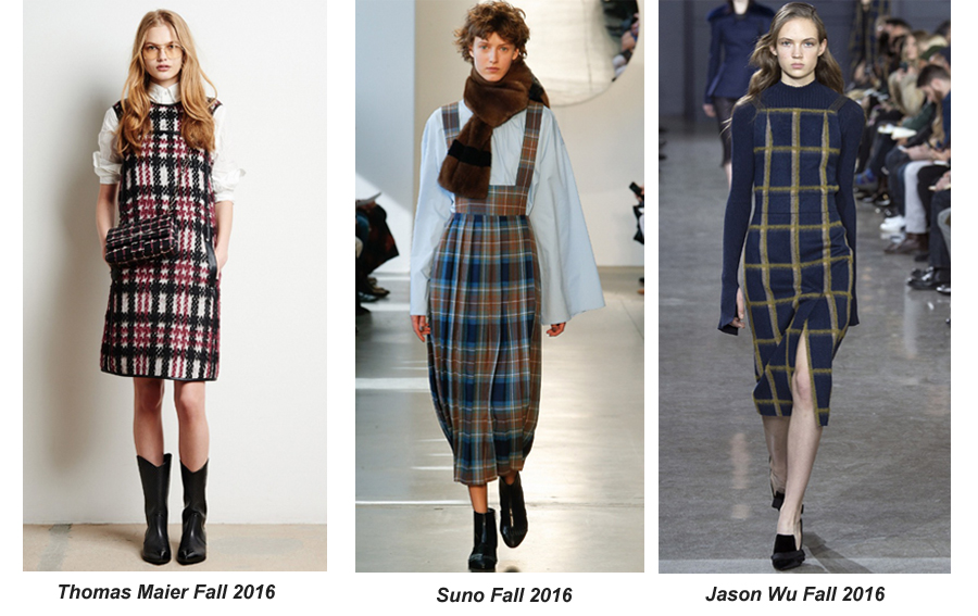Jumpers Are The Latest 1990s Inspired Runway Trend For Fall 2016