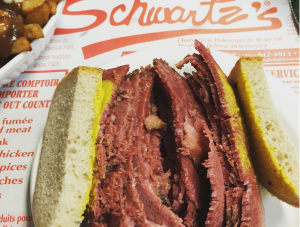 Top Smoked Meat Sandwiches In Montreal