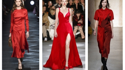 Brilliant Ruby Red Is The Gorgeous New Fall 2016 Colour