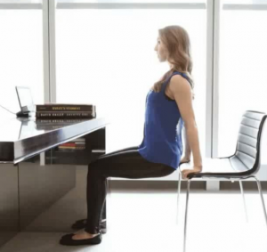 Four Easy And Effective Office Workouts