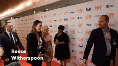 See Reese Witherspoon, Scarlett Johansson And More On The Sing Red Carpet At TIFF 2016
