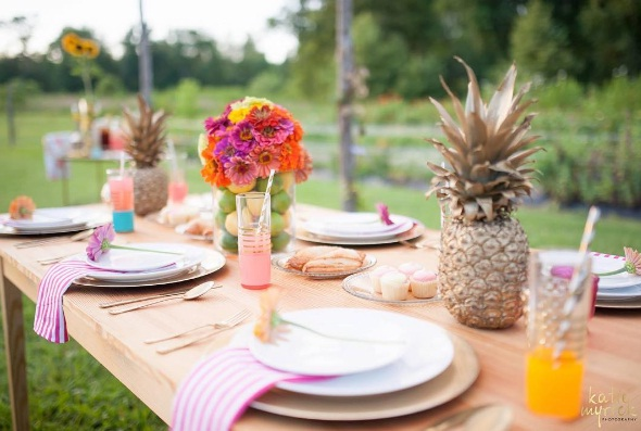 Master Backyard Garden Party Décor With These Tips