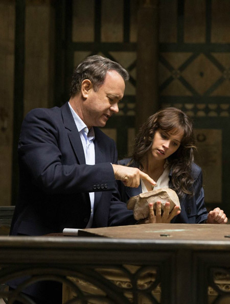 Inferno Is Intense, But Lacks The Strong Plot Of The Da Vinci Code