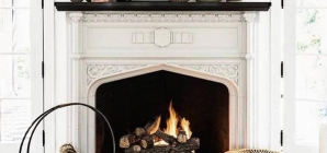Luxurious Fireplace Décor Ideas For A Cozy Home