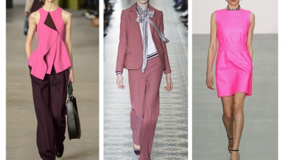Pretty In Pink- The Ultimate Girly Girl Colour Rocks The Runways