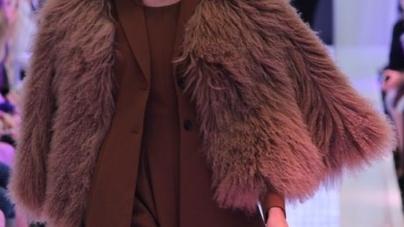 Pink Tartan Designer Kim Newport-Mimran Channels The Seventies At FashionCAN