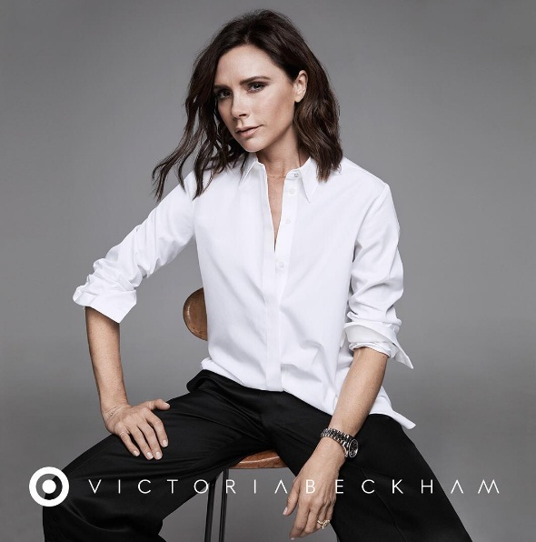 Victoria Beckham To Release New Fashion Line For Target