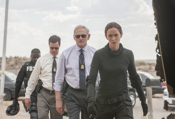 Find Out Why Sicario's Sequel Won't Star Emily Blunt