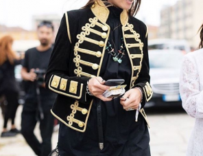 Channel Your Inner Army Babe With These Military Wardrobe Staples