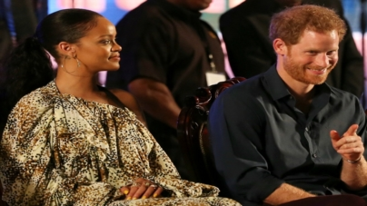 #WorldAidsDay: Rihanna And Prince Harry Take HIV Tests Together In Barbados