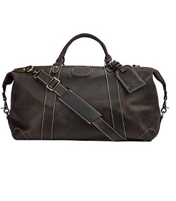 Holiday Travel: 10 Weekender Bags For The New Year