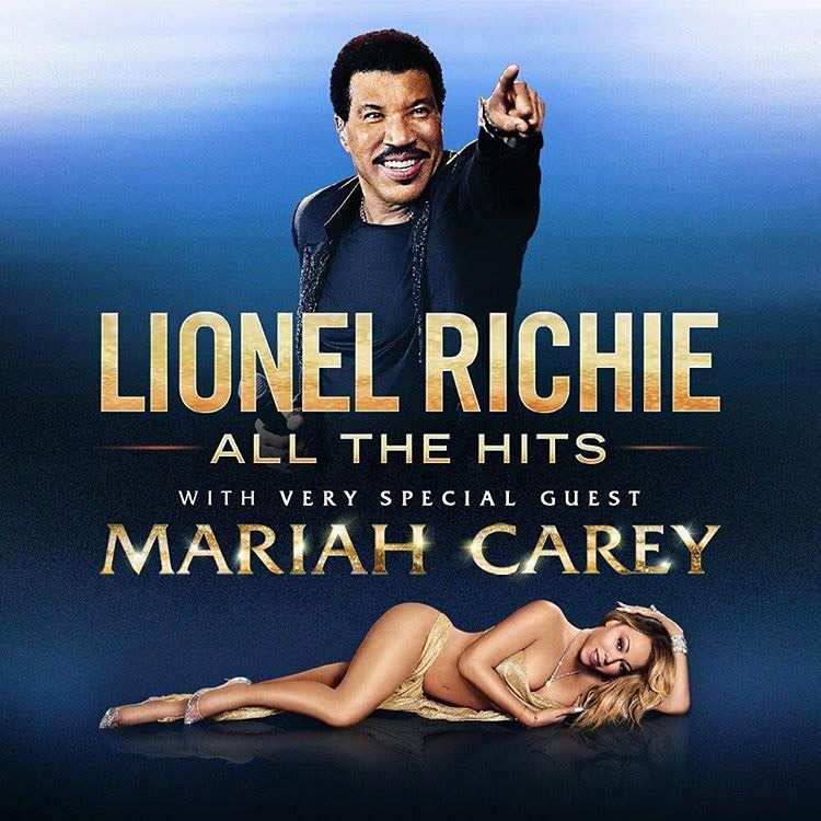 Mariah Carey Set To Tour With Lionel Richie