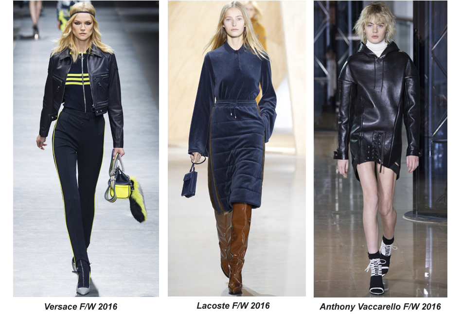 Bring The Athleisure Fashion Trend Into Winter Now