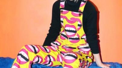 Canadian Designer Hayley Elsaesser Shares Her Best Tips For Wearing Bright Wintertime Colours