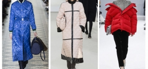 The Puffer Coat Returns As A Major Fall/Winter 2016 Trend