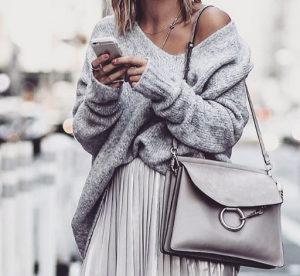 Our Favourite Stylish Knit Sweaters For A Cozy Winter