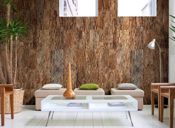 Bring Trendy Cork Walls Into Your Home Now