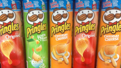 THIS Is Why You Should Never Eat Pringles!